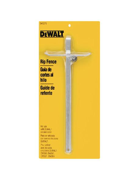 DeWalt DW3278 Circular Saw Rip Fence