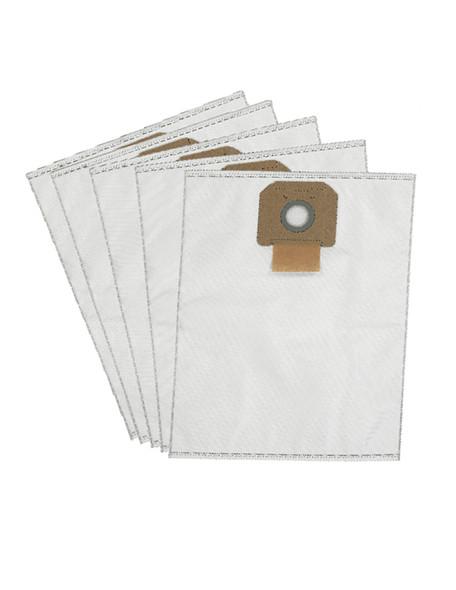 Dewalt DWV9402 Fleece Bag for DeWalt Dust Extractors - 5 Pack