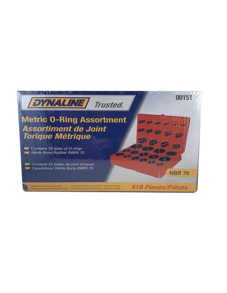 Dynaline 00151 O-Ring Metric Assortment