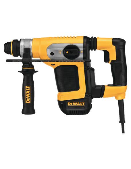 "Dewalt 1-1/8"" SDS+ Rotary Hammer w/Shocks and E-Clutch"