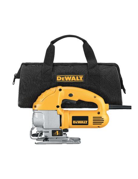 Dewalt DW317K 5.5 AMP Keyless Jig Saw