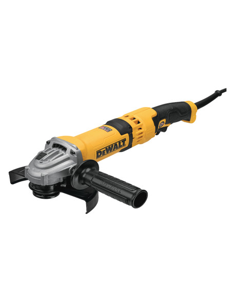 "Dewalt 4-1/2"" to 6"" No Lock-On Trigger Angle Grinder"