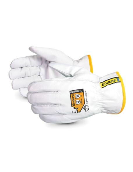 Superior Glove Endura Winter Goat-Grain Driver Gloves w/ Kevlar