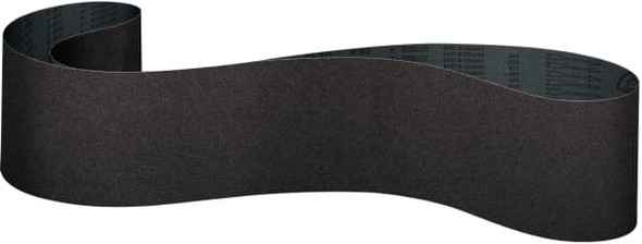 "Klingspor 302759 4""x106"" Sanding Belt 320 Grit CS321X Silicon Carbide X Heavy Cotton Backing Wet/Dry Closed Coat"