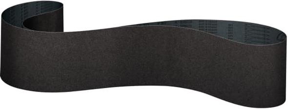 "Klingspor 302759 4""x106"" Sanding Belt 320 Grit CS321X Silicon Carbide X Heavy Cotton Backing Wet/Dry Closed Coat"