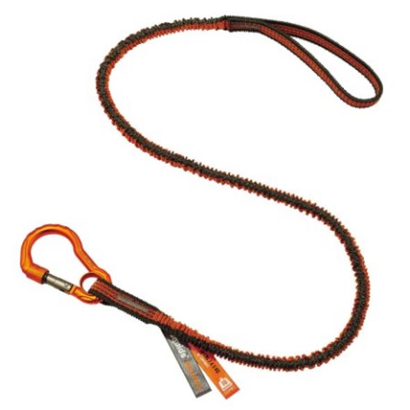 Ergodyne 3100F(x) Squids Tool Lanyard Single Carabiner - 10lbs