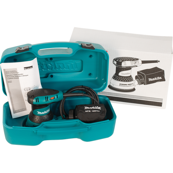 Makita Orbit Sander with Tool Case ( BO5031K )