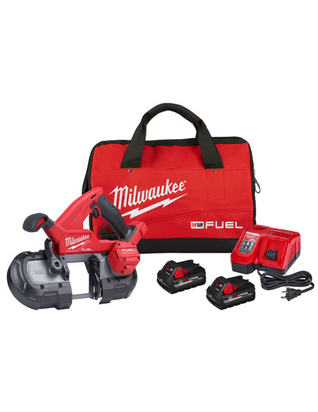 Milwaukee 2829-22 M18 Cordless Band Saw Kit
