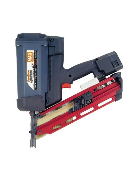 Max GS683CH-EX Cordless / Gas Stick Nailer - 34 Degree