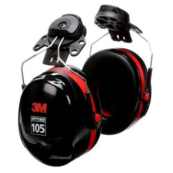 3M H10P3E Peltor Optime 105 Earmuff Hard Hat Attachment