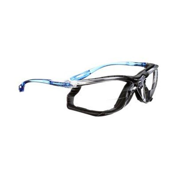 3M VC225AF Virtua Cord Control System Protective Eyewear Clear Anti-Fog Lens +2.5 Dioptre
