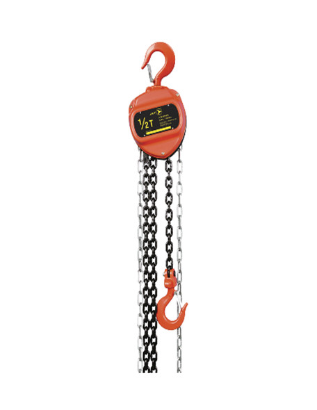 Jet 101002 Hoist Lever 1/2 Ton 10' Chain