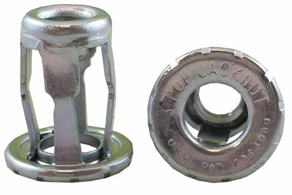 "SPAENAUR N-127 Jack Nut Screw Anchor 1/4"" -20"