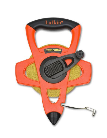 Lufkin FM030CME 13mm x 30m (1/2″ x 100′) Hi-Viz 2-Sided Tape