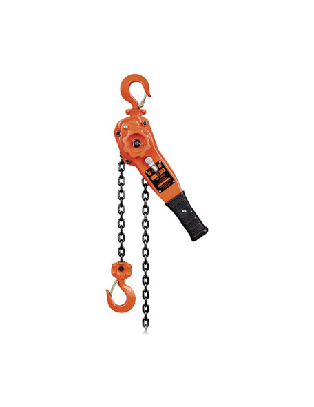 Jet Lever Chain Puller - KLP Series - 5 to 10' Lift - 3/4 to 1 1/2 Ton