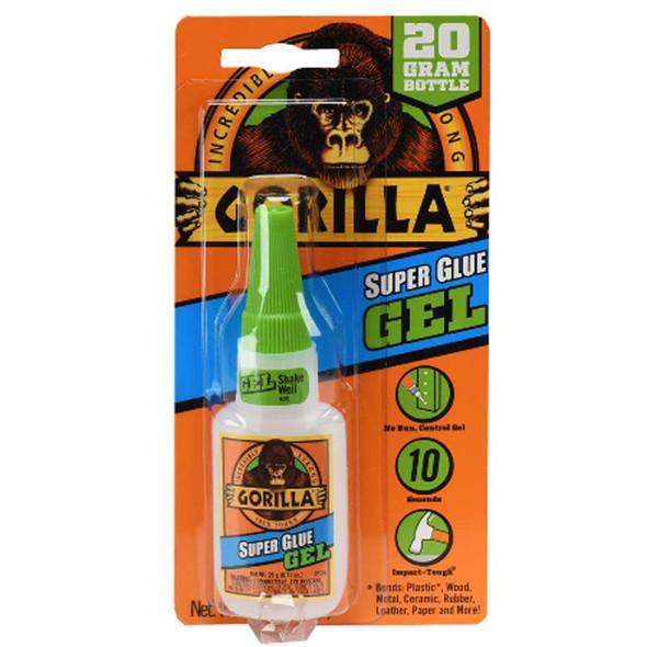 Gorilla 7710101 Super Gel Glue 20G