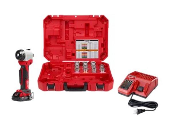 Milwaukee 2935CU-21 M18 Cable Stripper Kit for Cu THHN / XHHW