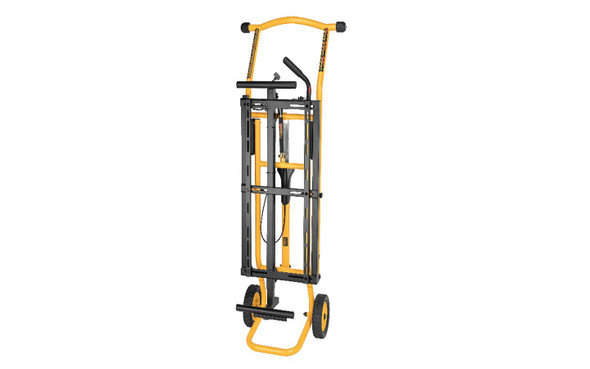 DeWalt Rolling Miter Saw Stand compact and portable