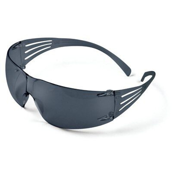 3M SecureFit Protective Eyewear grey anti-fog lens