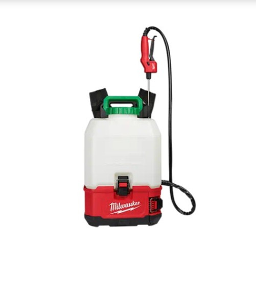 Milwaukee M18 Switch Tank 4-Gallon Backpack Sprayer Kit