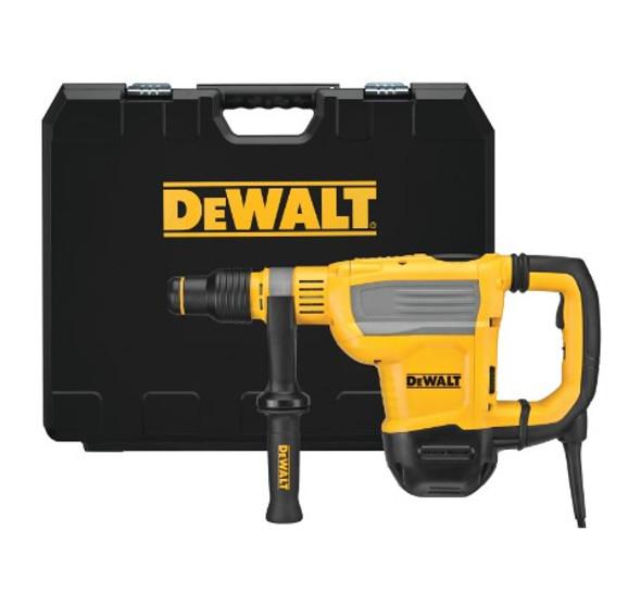 Dewalt SDS MAX Combination Rotary Hammer & Case