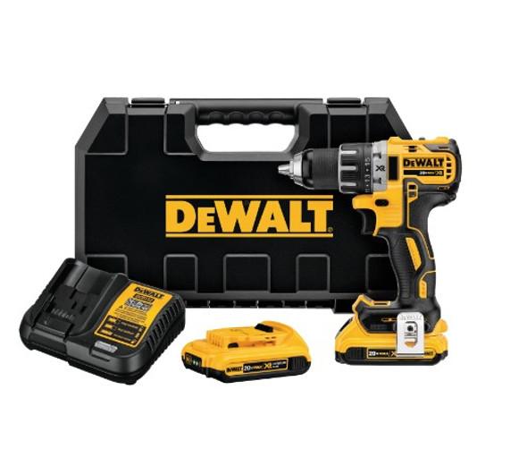 Dewalt DCD791D2 - Drill/Driver Kit