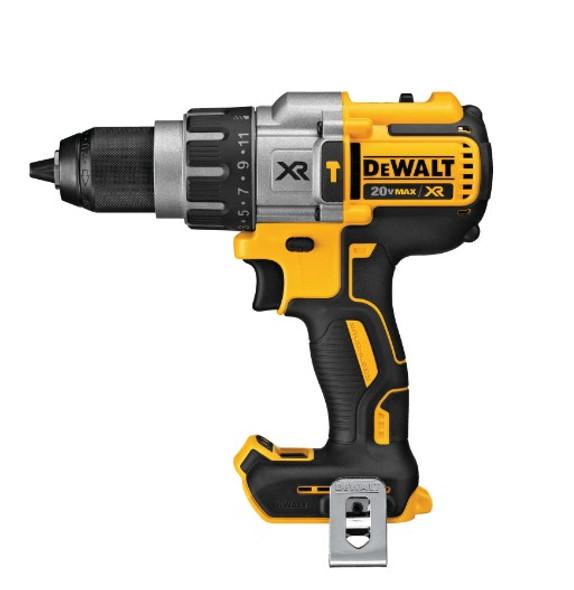 Brushless Cordless 3-Speed Hammer Drill/Driver