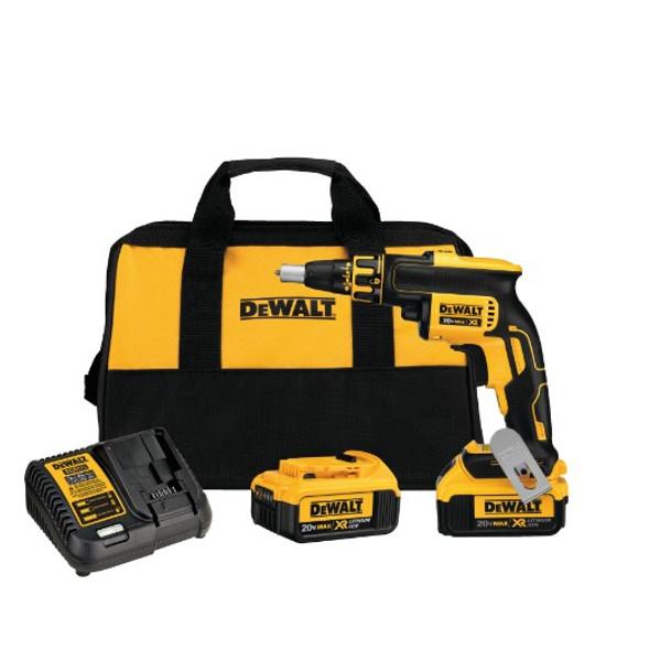 Dewalt DCF620M2 Brushless Drywall Screwgun Kit
