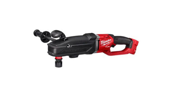 Milwaukee M18 Fuel Super Hawg Right Angle Drill with Quik-Lok