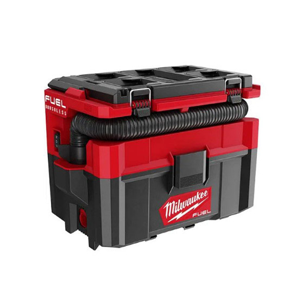 Milwaukee M18 Fuel Packout 2.5 Gallon Wet/Dry Vacuum