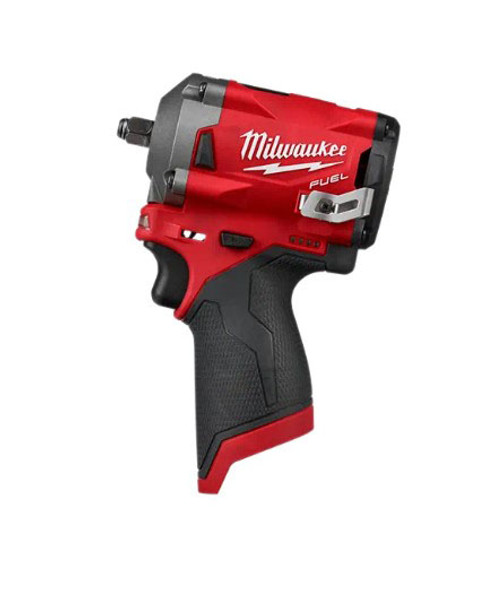 "Milwaukee M12 Fuel 3/8"" Stubby Impact Wrench"