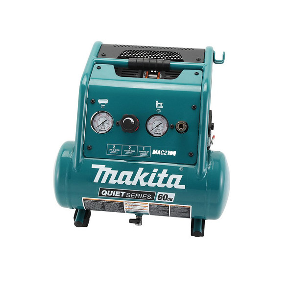 Makita 1hp Quiet Series Air Compressor