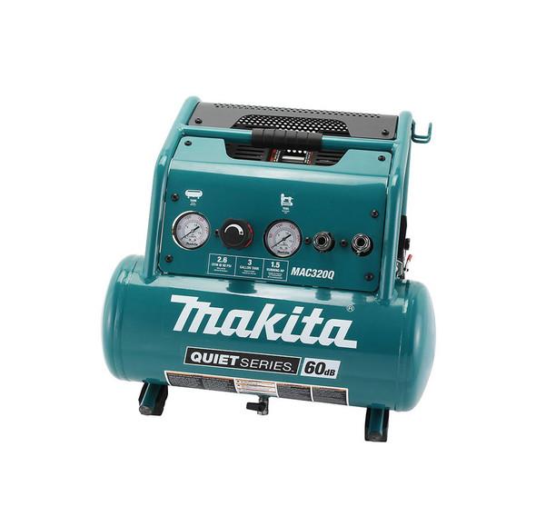 Makita 1.5 hp Quiet Series Air Compressor