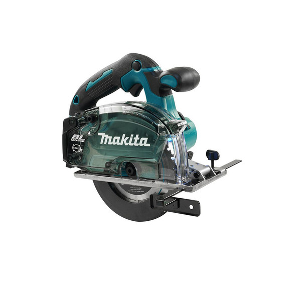 "Makita 5-7/8"" Dust Collecting Cordless Metal Cutting Saw"
