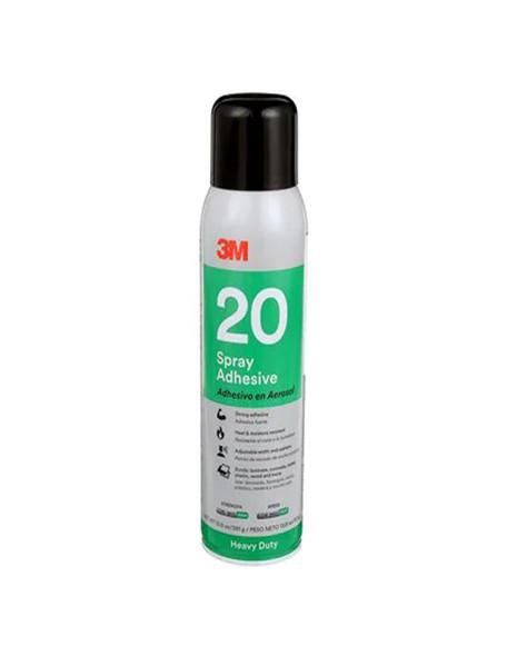 3M Heavy Duty 20 Spray Adhesive - 13.8oz