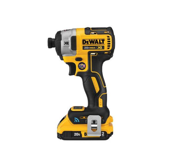 Dewalt 20V MAX XR Brushless Tool Connect Impact Driver