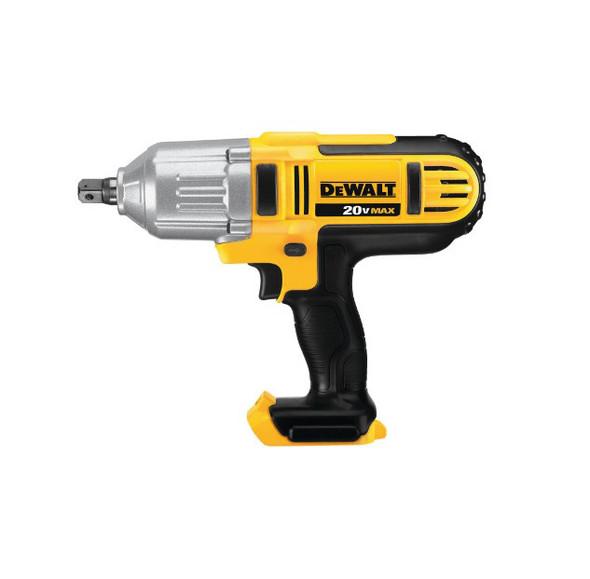 """Dewalt 20V MAX 1/2"""" High Torque Impact Wrench"""