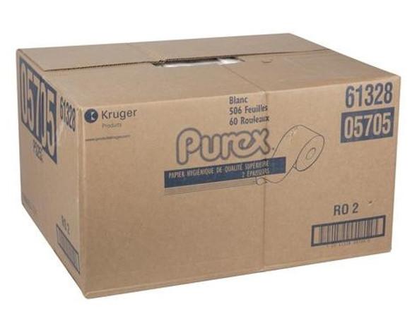 2-Play Premium Toilet Paper (60 Rolls/Case)