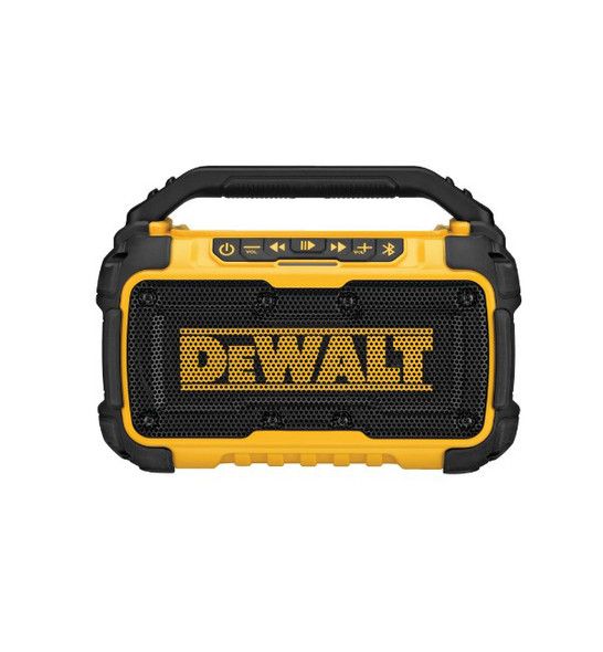 Dewalt 12V/20V MAX Jobsite Bluetooth Speaker