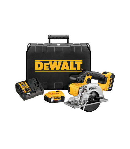 Dewalt 20V MAX Lithium Ion Saw Kit
