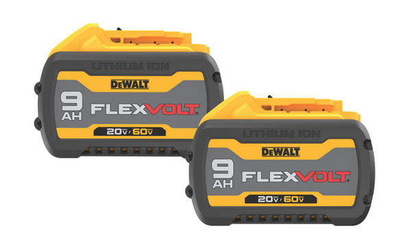 6X runtime when used in a 20V MAX tools.