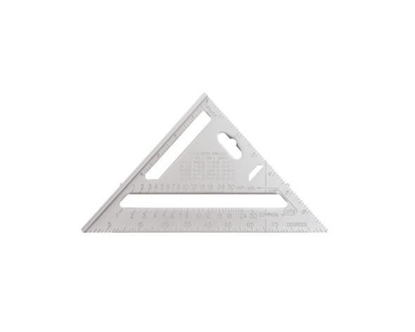 """7"""" Aluminum Square Rafter"""