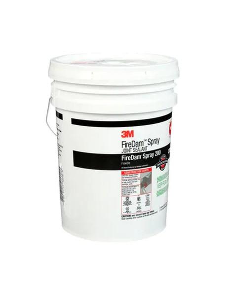 3M FireDam Spray 200 - Red 5 gallon (19 L) pail