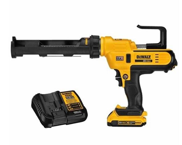 Dewalt 20V MAX 10 oz/ 300 mL Adhesive Gun Kit