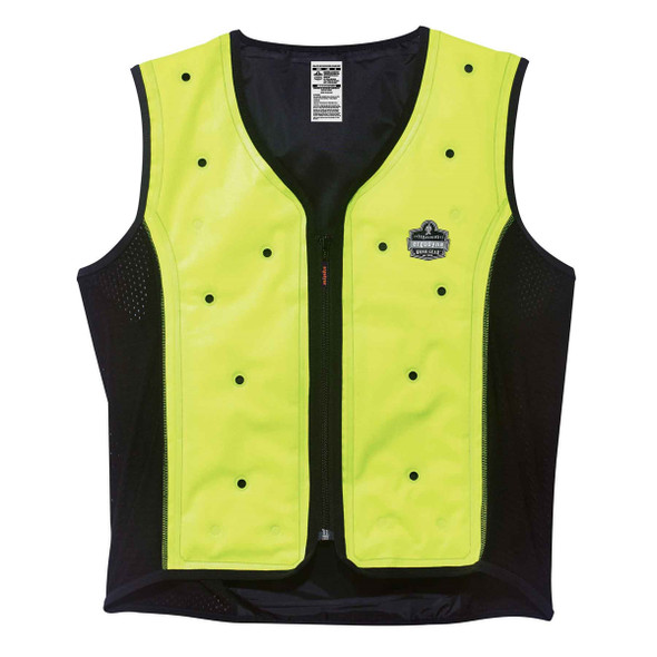 Ergodyne Chill-Its 6685 Dry Evaporative Cooling Vest - Size Large
