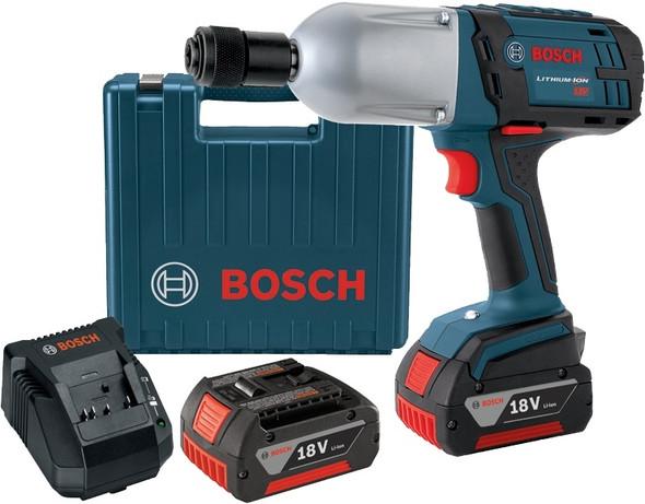 Bosch Hex High Torque Impact Wrench