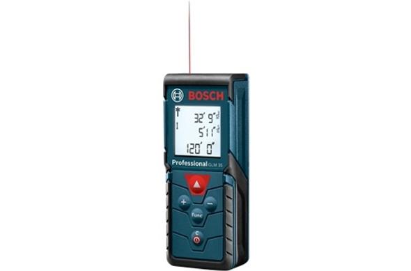 Bosch 120 Ft. Laser Measure