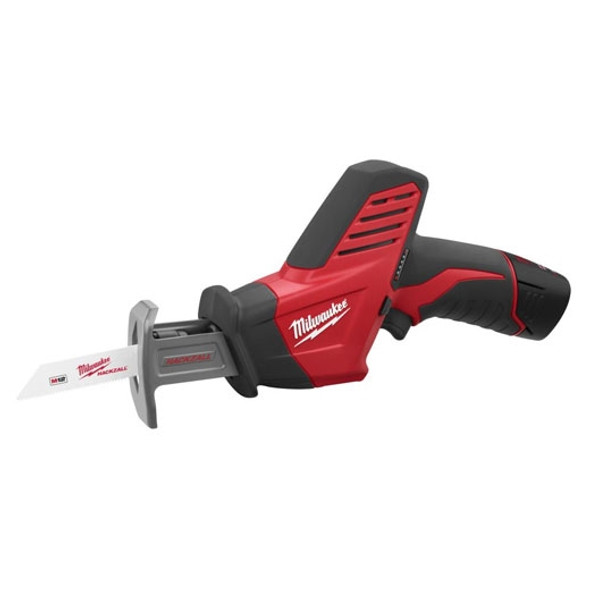 Milwaukee 2420-20 Hackzall M12 Cordless Recip Saw
