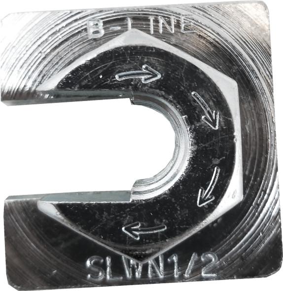 """B-Line SLWN1/2ZN, 1/2"""" Buzznut"""