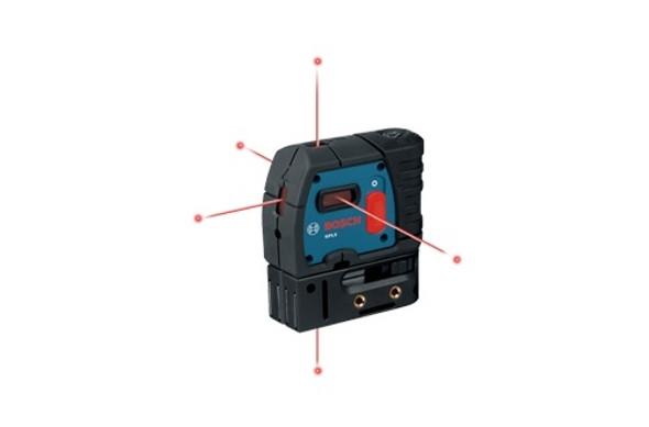 Bosch 5-Point Self-Leveling Laser Level